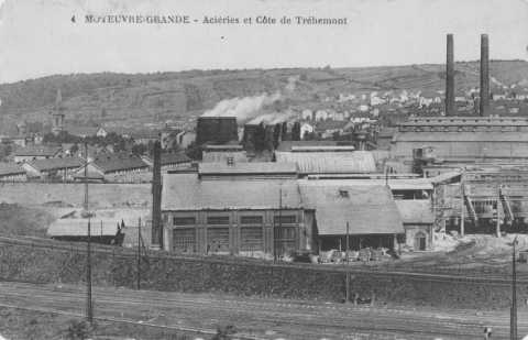 Aciéries de Wendel (Moyeuvre-Grande)