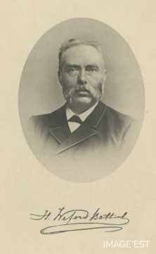 Hendrik Wefers Bettink (1839-1921)