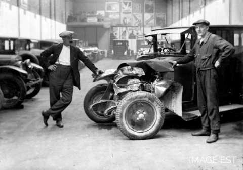 Garage Renault (Epinal)