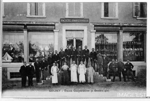 Union coopérative (Golbey)
