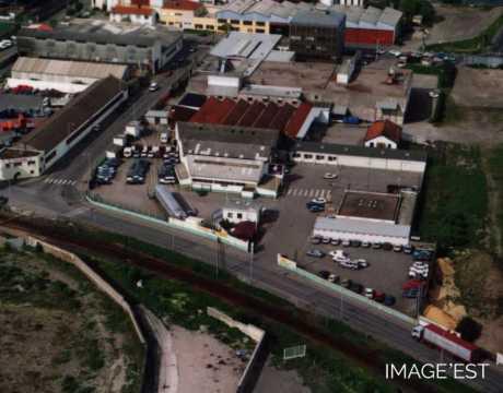 Bâtiments industriels (Nancy)