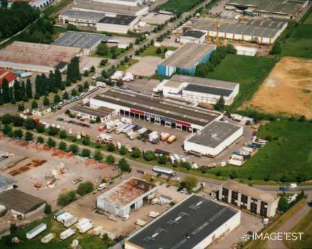 Bâtiments industriels (Ludres)