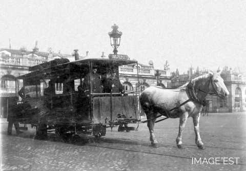 Tramway hippomobile (Nancy)