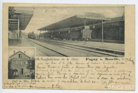 Gare (Pagny-sur-Moselle)