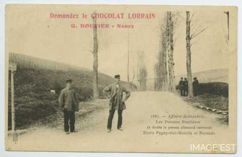 Incident de Pagny-sur-Moselle (20 avril 1887)